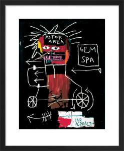 Untitled (Gem Spa) 1982 by Jean-Michel Basquiat