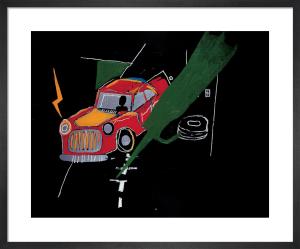 Untitled, 1987 by Jean-Michel Basquiat