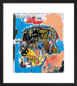 Untitled (Skull) 1981 by Jean-Michel Basquiat