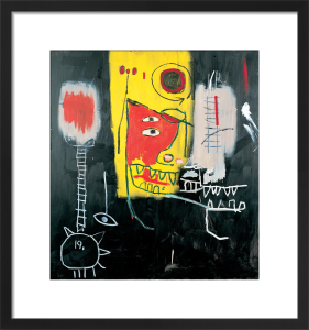 Untitled (19) 1984 by Jean-Michel Basquiat