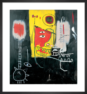 Untitled (19) 1984 by Jean-Michel Basquiat