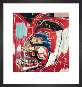 In This Case, 1983 by Jean-Michel Basquiat