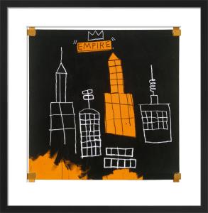 Mecca, 1982 by Jean-Michel Basquiat