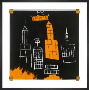 Mecca, 1982 by Jean-Michel Basquiat