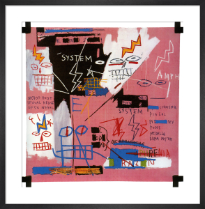 Six Fifty, 1982 by Jean-Michel Basquiat
