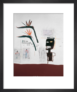 Bird of Paradise, 1985 by Jean-Michel Basquiat