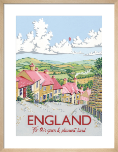 England by Kelly Hall