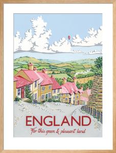 England by Kelly Hall
