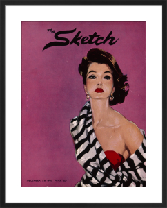 The Sketch, 28 December 1955 by David Wright