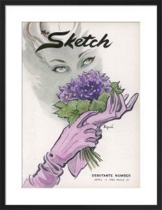 The Sketch, 11 April 1957 by Sigrid Hunt