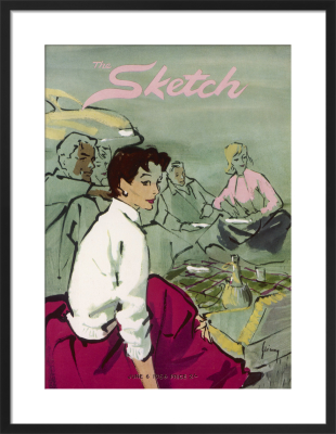 The Sketch, 6 June 1956 by Jimmy