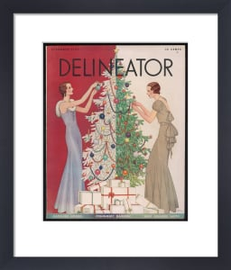 Delineator, December 1931 by Dynevor Rhys