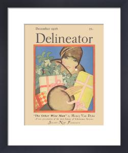 Delineator, December 1926 by Helen Dryden