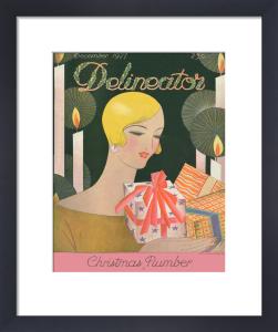 Delineator, December 1927 by Helen Dryden