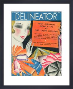 Delineator, December 1929 by Helen Dryden