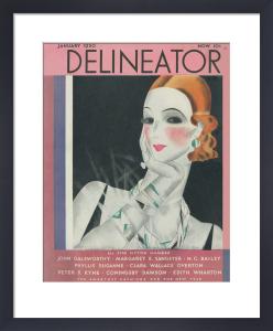 Delineator, January 1930 by Helen Dryden