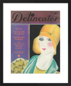 Delineator, March 1929 by Helen Dryden