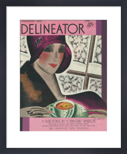Delineator, November 1929 by Helen Dryden
