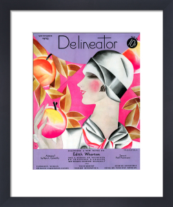 Delineator, September 1928 by Helen Dryden