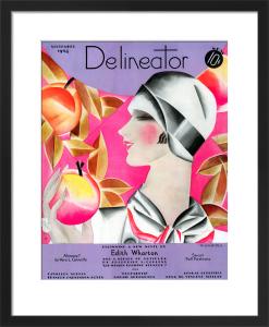 Delineator, September 1928 by Helen Dryden
