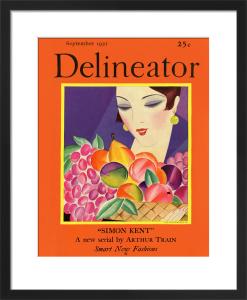 Delineator, September 1927 by Helen Dryden