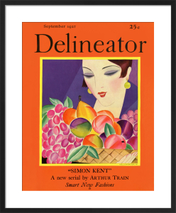 Delineator, September 1927 by Helen Dryden