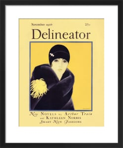 Delineator, November 1926 by Anonymous