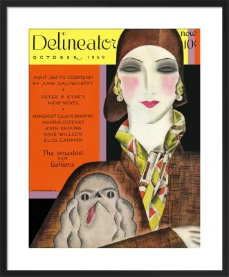 Delineator, October 1929 by Helen Dryden