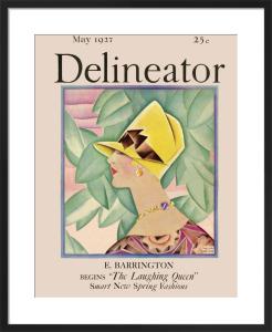 Delineator, May 1927 by Helen Dryden
