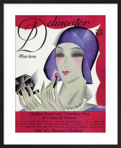Delineator, May 1929 by Helen Dryden