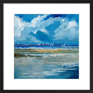 Seascape 1 by Stuart Roy