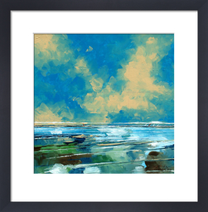 Squared Seascape 1 by Stuart Roy