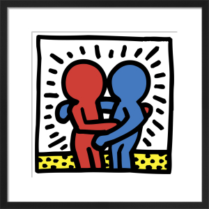 Untitled, 1987 by Keith Haring