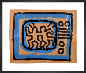 Untitled, 1981 (TV) by Keith Haring