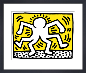 Untitled, 1986 by Keith Haring