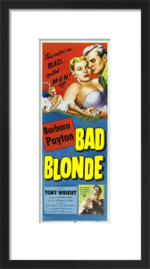 Bad Blonde by Hammer