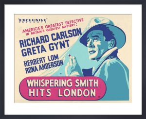 Whispering Smith Hits London by Hammer