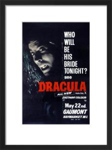 Dracula, 1958 by Hammer