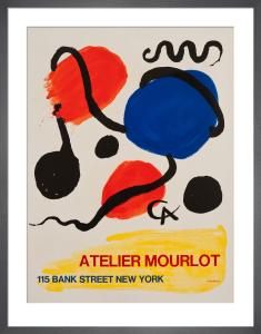 Atelier Mourlot by Alexander Calder