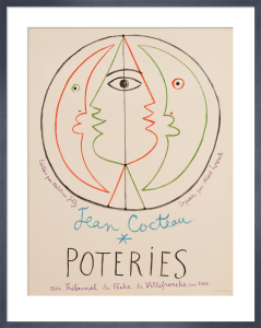 Poteries by Jean Cocteau