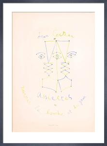 Assiettes, nourrir la bouche et les yeux by Jean Cocteau