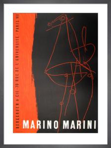Berggruen & Cie by Marino Marini