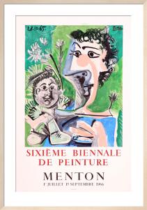 Sixieme Biennale de Peinture by Pablo Picasso