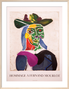 Hommage a Fernand Mourlot by Pablo Picasso