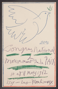 Congres National by Pablo Picasso