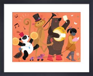 Musical Parade by Sugar Snap Studio