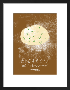 Focaccia by Ana Zaja Petrak