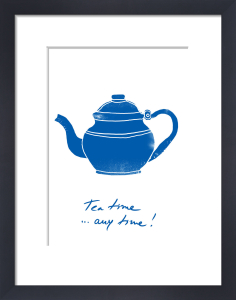 Tea Time by Ana Zaja Petrak