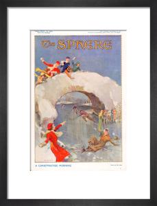 The Sphere, Christmas Edition 1933 by Van Jones