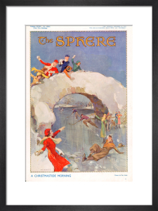 The Sphere, Christmas Edition 1933 by Van Jones